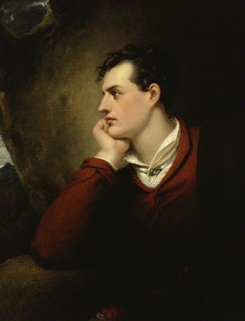 Lord ByronByron, 6th Baron Byron by Richard Westall
