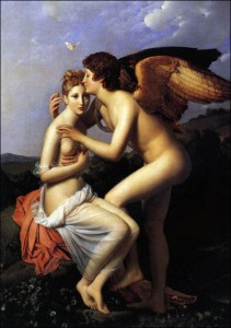 Cupid and Psyche by François Gérard.