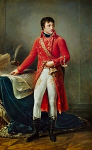 Napoleon as First Consul by Antoine-Jean Gros