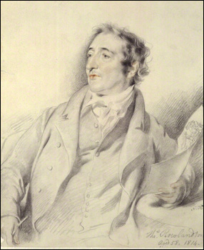 NPG 2813; Thomas Rowlandson by George Henry Harlow