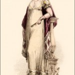 Evening Dress February 1815