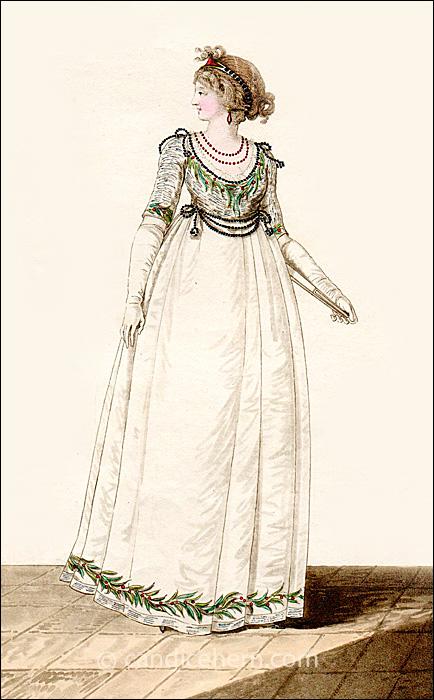Ball Dress September 1798