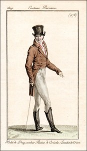 Costume Parisien May 1809