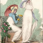 Walking Dresses, July 1807