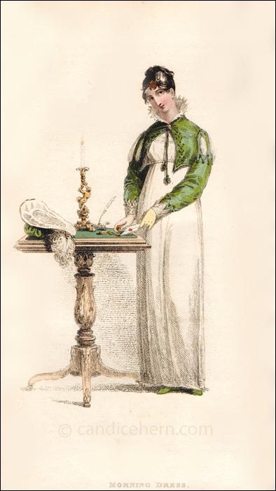 Morning Dress November 1813