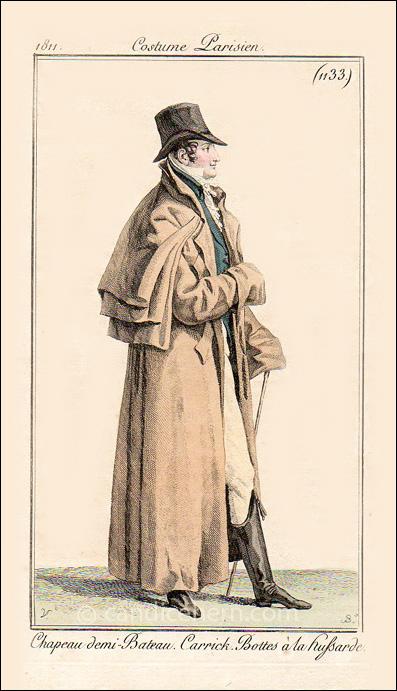 Gentleman's Greatcoat, March 1811