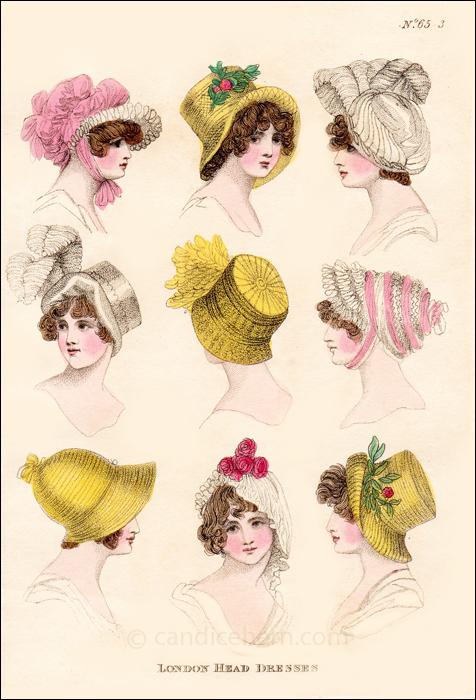 Hats - June 1803