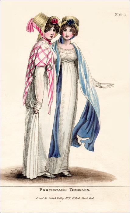 Promenade Dresses, September 1894