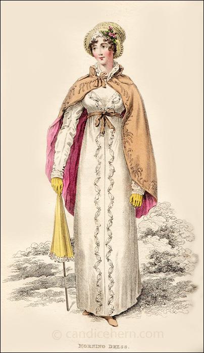 Morning Dress, May 1813