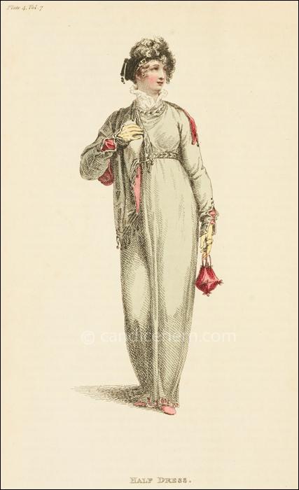 Half Dress, January 1812