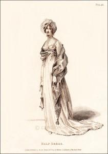 Half Dress Figure 1