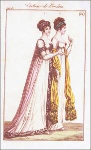 Costume Parisien 1806 Franfurt