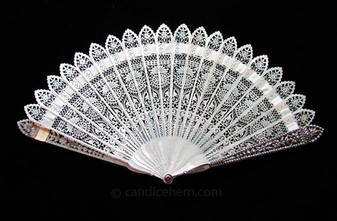Mother-of-Pearl Fan