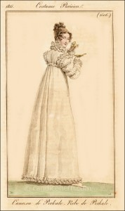 Costume Parisian September 10, 1815