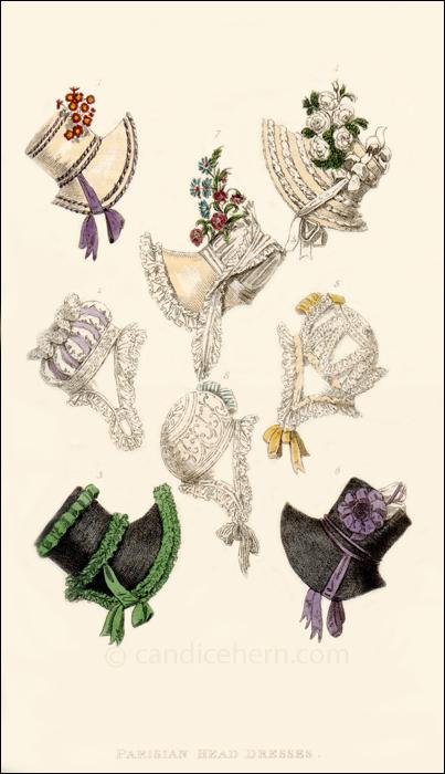 Hats January 1817
