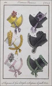 Costume Parisien 1816-1609