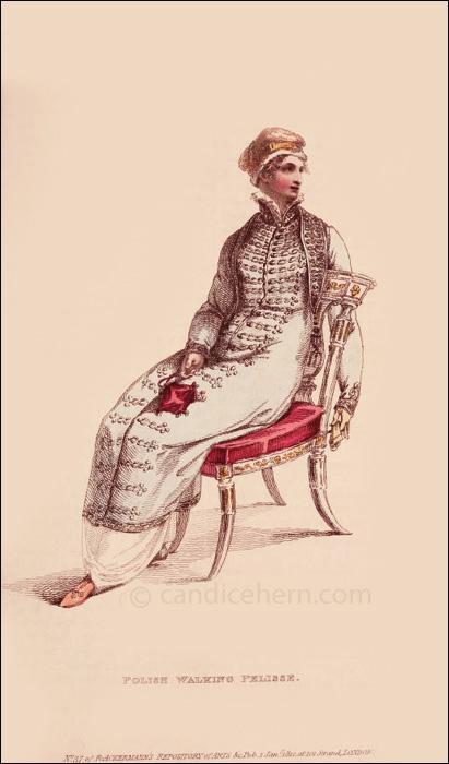 Carriage Dress January 1812