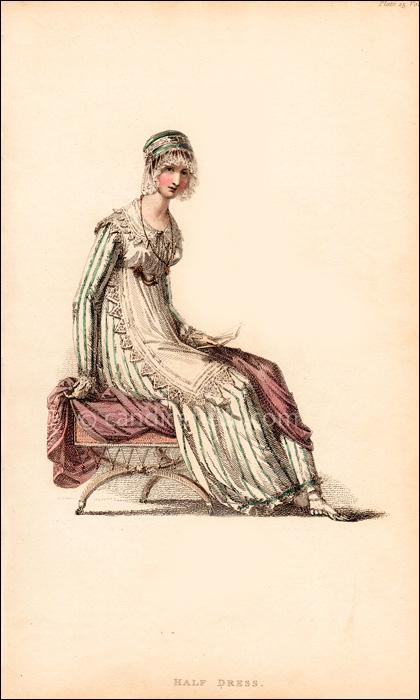 Half Dress November 1814