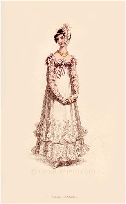 Ball Dress November 1817