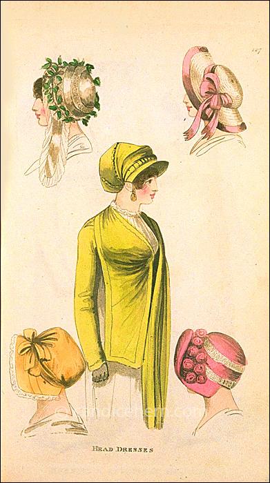 Hats July 1808