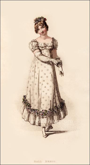 Ball Dress June 1815