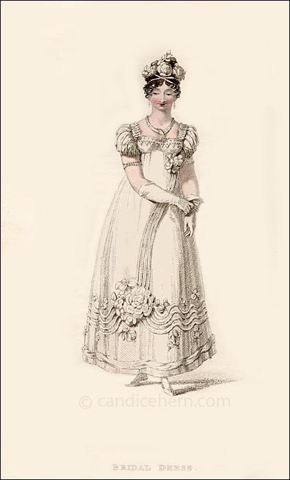 Bridal Dress March 1818