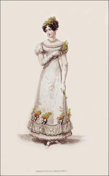 Bridal Dress October 1819