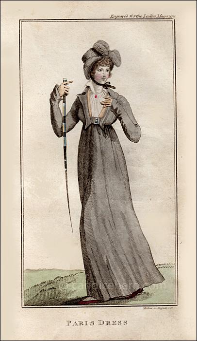 Riding Habit March 1803