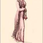 Proenade or Carriage Dress May 1812