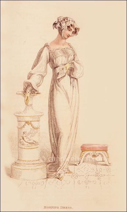 Morning Dress May 1812
