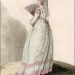 Ranelagh Evening Dress September 1796