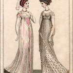 Afternonn Dresses June 1800