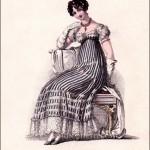 Evening Dress November 1816