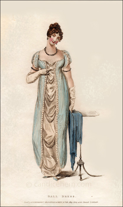 Ball Dress May 1809