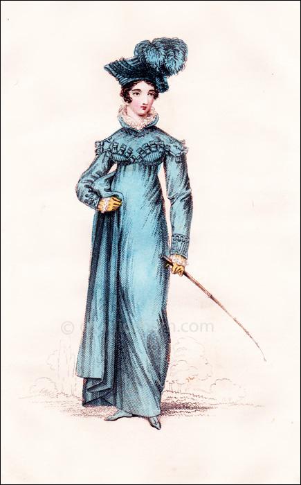 Riding Habit July 1817 Candicehern Com